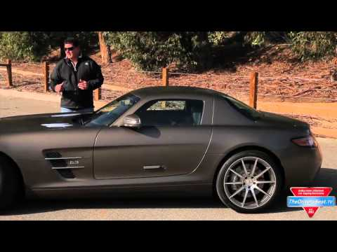 2012 Mercedes-Benz SLS AMG Review