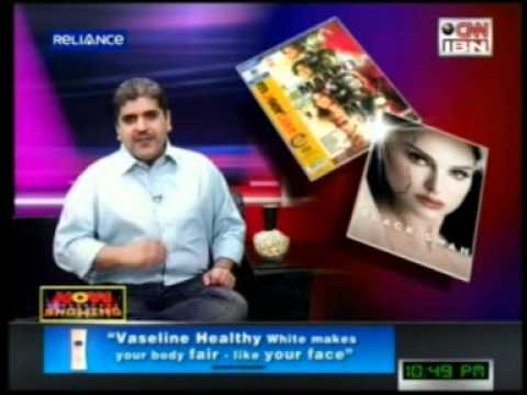 Black Swan Dvd Contest Aired On Cnn-ibn (now Showing) On 3rd June, 2011.dat video