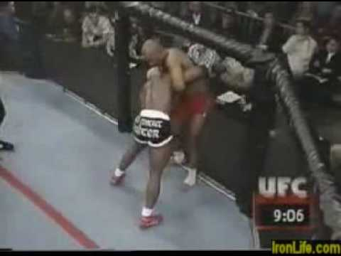 Kevin Randleman highlight Video
