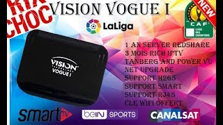 VISION VOGUE 1 MIS A JOUR+CHAIN+ACTIVATION+XTREAM
