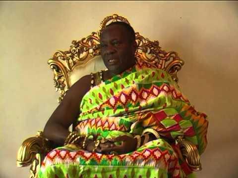 Alaye Dot Biz productions Interview with Nana Otuo Siriboe II, Juabenhene