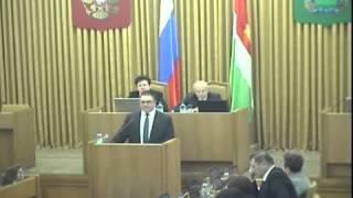 Сессия Законодательного Собрания Калужской области от 27 ноября 2014