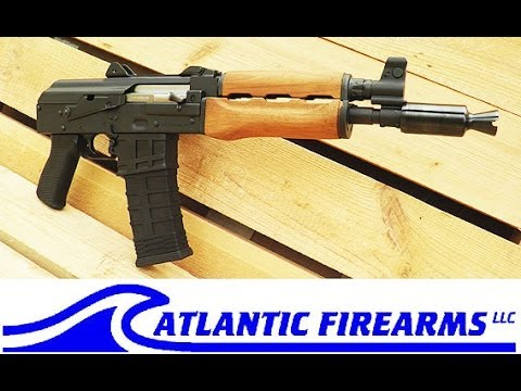Zastava PAP M85NP 5.56x45mm/.223 Pistol Atlantic Firearms