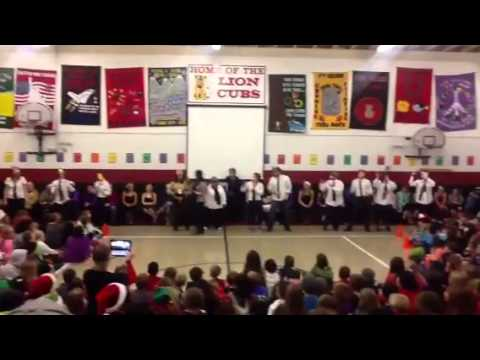 Lynch Elementary - What Does The Fox Say