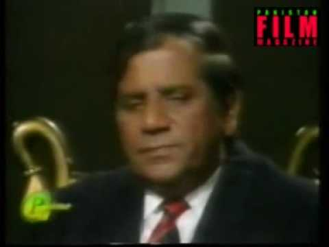 Masood Rana - The legendry film singer from Pakistan