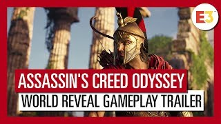 Assassin's Creed Odyssey: E3 2018 World Reveal Gameplay Trailer