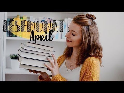 Lesemonat APRIL 2018 // 9 Bücher (für mich XXL) // katharia
