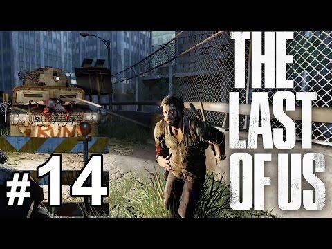 The Last of Us   最後生還者   #14 逃離市區