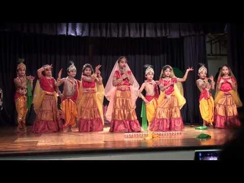 Prajna Group Dance Choti Choti Gaiya   Alpharetta Part   2