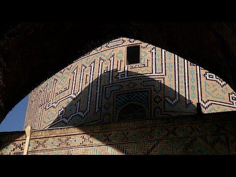 Preserving Samarkand's precious heritage - life