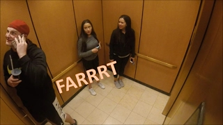 WET Fart Prank!! (Feat. The Elevator) Sharter Saturdays S1•Ep. 39