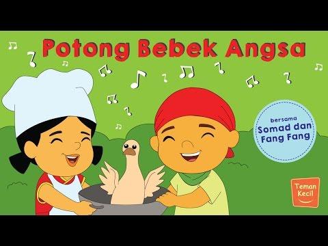 Lagu Anak Indonesia potong Bebek Angsa Bersama Somad Dan Fang-fang video