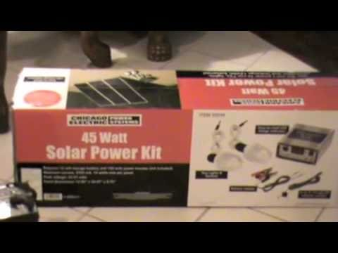 Cheapest emergency solar panels for DIY projects and SHTF emergencies.