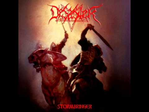 Desaster - The Swords Will Never Sink