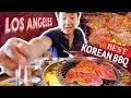 BEST KOREAN BBQ & Ox Bone Soup in Los Angeles | Japanese CLOU...