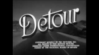 Detour (1945) - Official Trailer