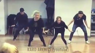"KARD - ""Don't Recall"" Dance Practice"