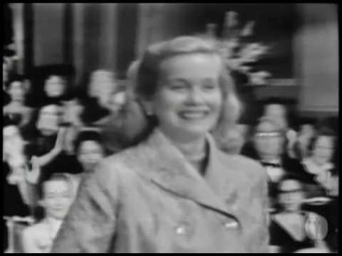 Eva Marie Saint Wins Supporting Actress: 1955 Oscars