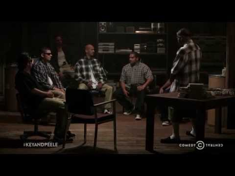 Key & Peele - Proud Thug video