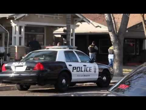 Parolee At Large Arrested After Manhunt In Modesto, California - Modesto News