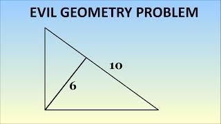 Evil Geometry Problem
