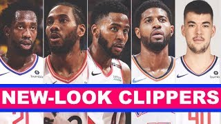 Reaction To The NEW-LOOK Los Angeles Clippers