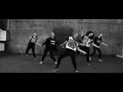 Хип-хоп и джаз-фанк от Ксюши Бодровой (DanceMasters)