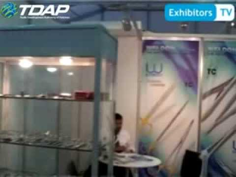 Pakistan Pavilion at Arab Health By TDAP: An Exclusive Video by Exhibitors TV