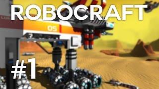 Robocraft | Max Infinitron 9000 | Episodul 1