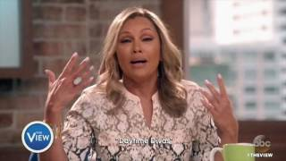Star Jones, Vanessa Williams Talk