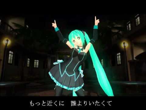 カスタムメイド3D ミクver.(歌詞付き)