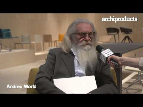 ANDREU WORLD | PIERGIORGIO CAZZANIGA - I Saloni 2013