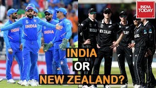 India Vs New Zealand : Can Kiwis Halt Indian Juggernaut In World Cup 2019?