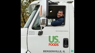 US Foods Realistic Job Preview – Deliver Driver