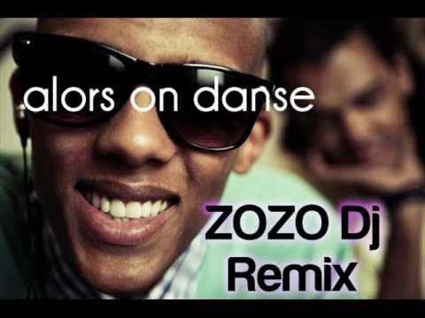 STROMAE - Alors on Danse (ZOZO Dj Club Mix) + Lyrics