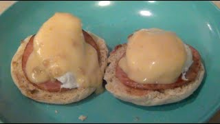 Easy Eggs Benedict Recipe!