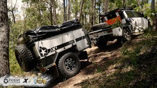 Patriot Campers X1 - 2016 WINNER Offroad Camper Trailer of the Year 2016