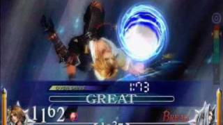 Dissidia Duodecim - All Ex Bursts Perfect Executed
