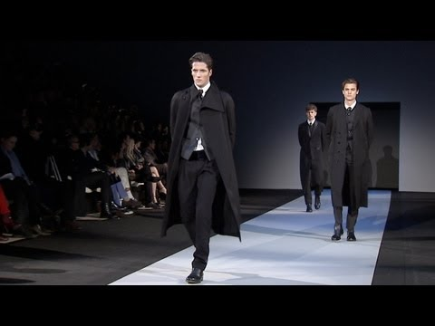 Emporio Armani Men s Collection Fall/Winter 2011-2012