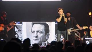 Scotty McCreery - Ryman Theatre 2/18/14 Country Music Tributes