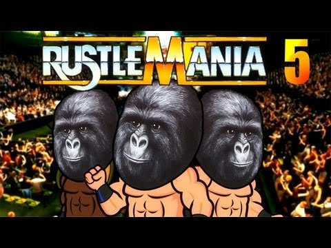 Rumble Roses XX - Rustlemania 5