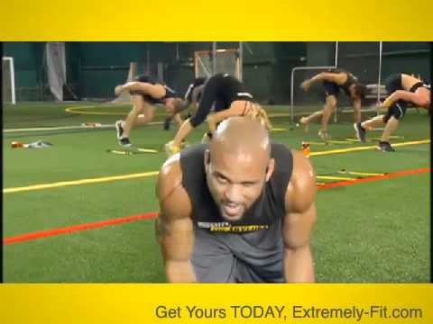 -NEW- Insanity Asylum Beachbody Video