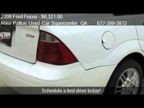 2006 Ford Focus ZX4 - for sale in LaGrange, GA 30241