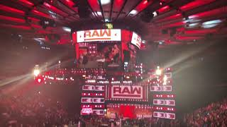 Stone Cold Steve Austin returns to MSG on WWE Raw 9/9  - Live fan video