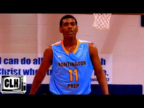 Xavier Rathan Mayes drops 55 points - Future FSU Seminole - Huntington Prep Basketball