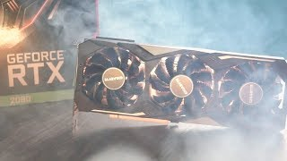 RTX 2080 Vs. GTX 1080 Ti - Not what I expected...