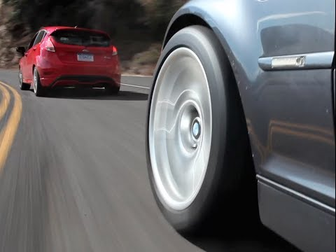The $25.000 Challenge: BMW E46 M3 vs. Ford Fiesta ST