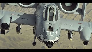 Why the A-10 Warthog Is Such a Badass Plane - A-10 Warthog in Action