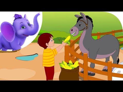 If I had a Donkey - Nursery Rhyme
