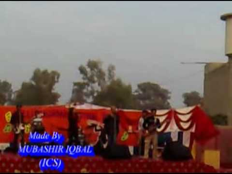 Hadiqa Kiyani Concert in Punjab College Bahawalpur